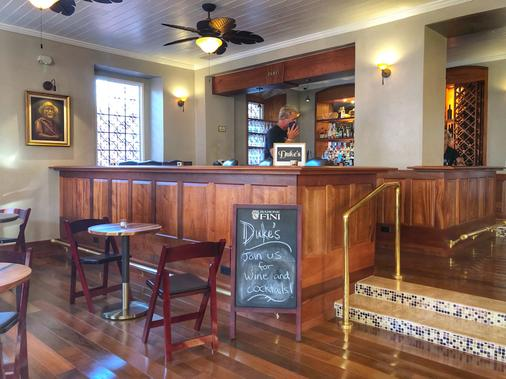 Company House Hotel - Christiansted - Bar