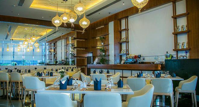 Fraser Suites Doha - Doha - Restaurant