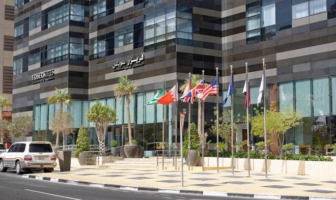 Fraser Suites Doha - Doha - Building