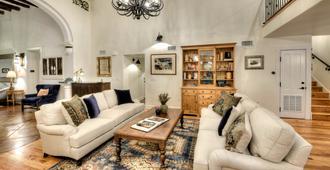 The Armory Park Inn - Tucson - Sala de estar