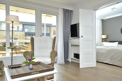 Suitehotel Windhuk - Sylt - Sala de estar