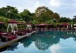 The Sukhothai Bangkok - Banguecoque - Piscina