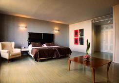 聖克魯茲學校酒店 - 聖塔克魯茲提內 - 聖克魯斯-德特內里費 - 臥室