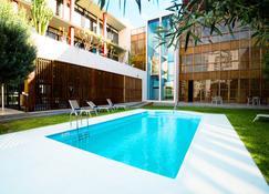 Hotel Escuela Santa Cruz - Σάντα Κρουθ ντε Τενερίφε - Πισίνα