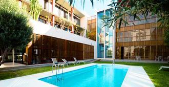 Hotel Escuela Santa Cruz - Santa Cruz de Ténérife - Piscine