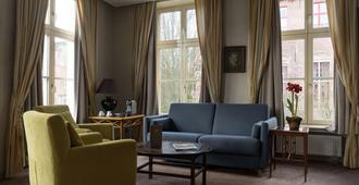 Duc de Bourgogne - Bruges - Living room
