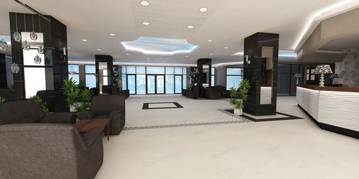 Prestige Hotel & Aquapark - Golden Sands - Front desk