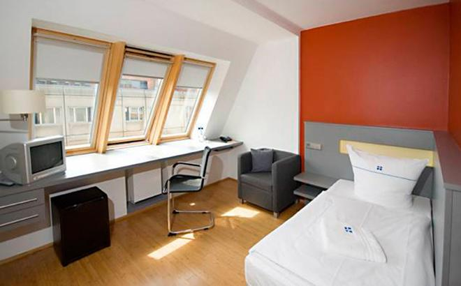 Dietrich-Bonhoeffer-Hotel - Βερολίνο - Κρεβατοκάμαρα