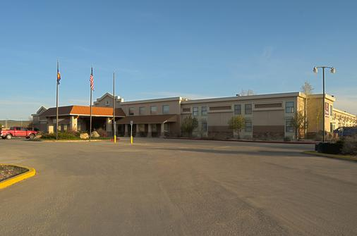 Quality Inn and Suites - Craig - Building