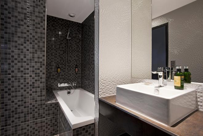 Hotel des Savoies Lyon Perrache - Lyon - Bathroom