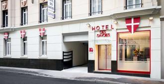 里昂佩拉什站謝佛伊斯酒店 - 里昂 - 里昂 - 建築