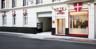 Hotel des Savoies Lyon Perrache - Lyon - Building