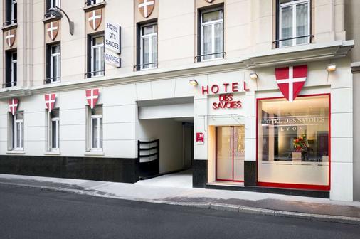 Hôtel des Savoies Lyon Perrache - Lyon - Building