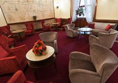Bettoja Hotel Mediterraneo - Rooma - Oleskelutila