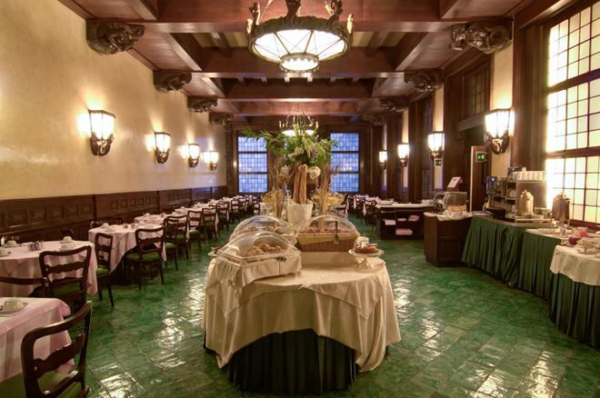 Bettoja Hotel Mediterraneo - Rooma - Ravintola