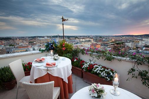貝托嘉地中海酒店 - 羅馬 - 羅馬 - 陽台