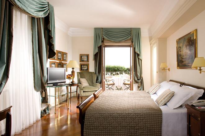 Bettoja Hotel Mediterraneo - Rooma - Makuuhuone