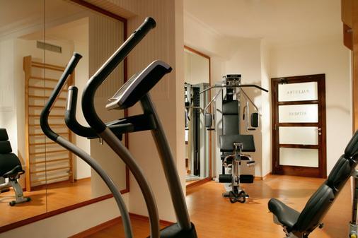 貝托嘉地中海酒店 - 羅馬 - 羅馬 - 健身房