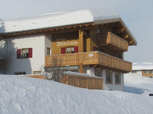 Pension Widderstein - Lech am Arlberg - Toà nhà