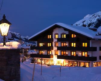 Hotel Knappaboda - Lech am Arlberg - Building