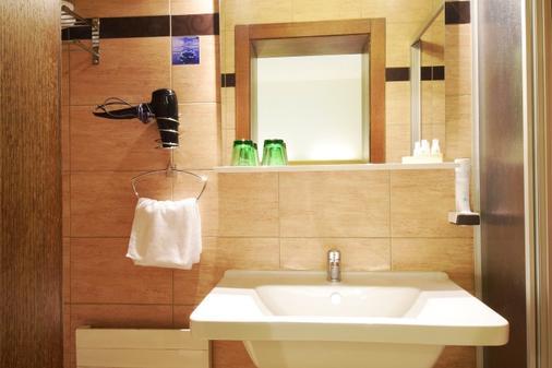 Hotel Kunstleralm - Kaprun - Bathroom