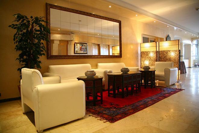 Hotel Azur - Casablanca - Lounge