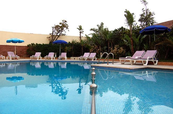 Hotel Azur - Casablanca - Pool