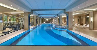 Elite World Business Hotel - איסטנבול - בריכה