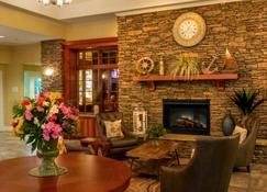 Watkins Glen Harbor Hotel - Watkins Glen - Lounge