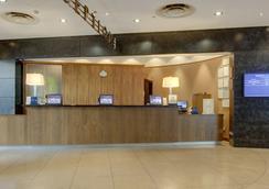 都柏林希爾頓酒店 - 都柏林 - 都柏林 - 大廳