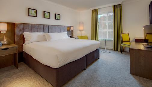 都柏林希爾頓酒店 - 都柏林 - 都柏林 - 臥室