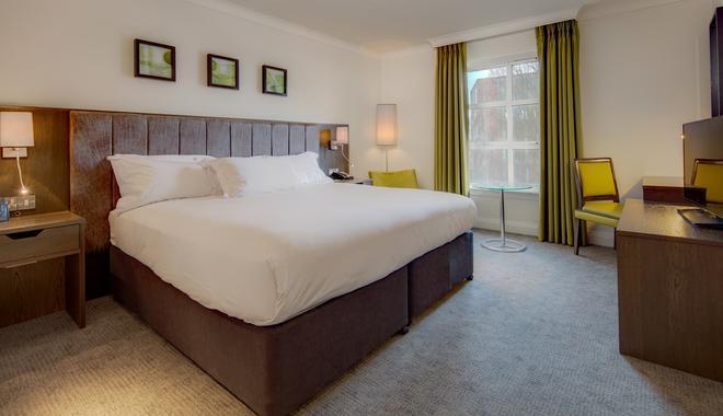 Hilton Dublin - Dublin - Bedroom