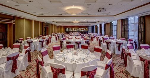 都柏林希爾頓酒店 - 都柏林 - 都柏林 - 宴會廳