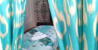 Kamolot Guesthouse - Hostel - Bukhara - Bedroom
