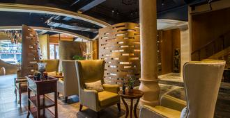 G Mekong Hotel - פנום פאן - טרקלין