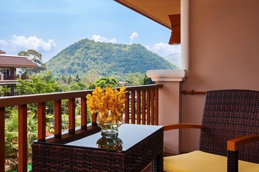Romantic Resort and Spa - Mu Si - Ban công