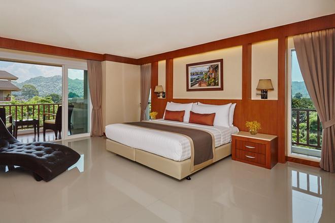 Romantic Resort and Spa - Mu Si - Makuuhuone