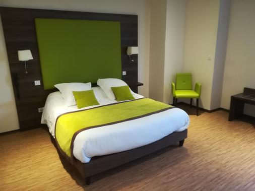 Hôtel du Parc - Lons-le-Saunier - Bedroom