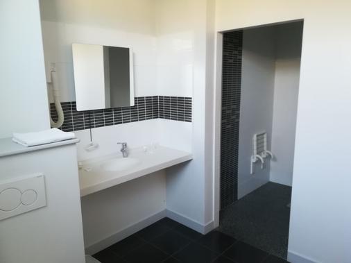 Hôtel du Parc - Lons-le-Saunier - Bathroom