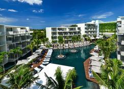 Dream Phuket Hotel & Spa - Bãi biển Bang Tao - Toà nhà