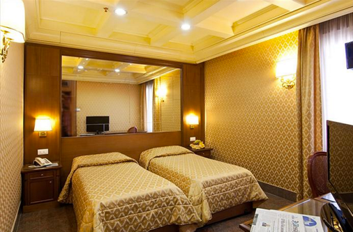 Hotel Madison - Rome - Phòng ngủ