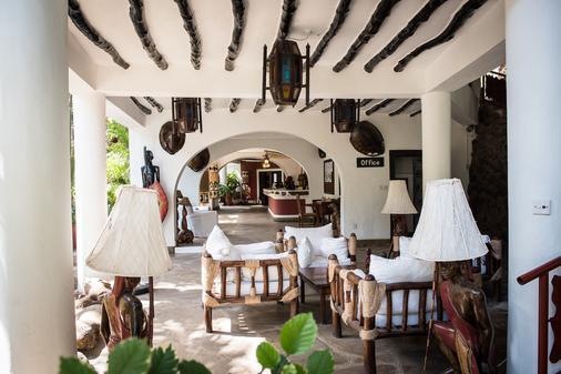 Scorpio Villas Resort - Malindi - Sala de estar