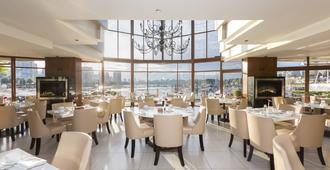 Granville Island Hotel - ונקובר - מסעדה