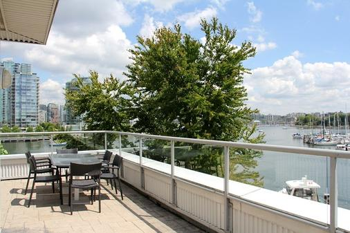 格蘭維爾島酒店 - 溫哥華 - 溫哥華 - 陽台
