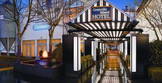 Granville Island Hotel - Vancouver - Udsigt