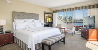 Granville Island Hotel - Vancouver - Phòng ngủ