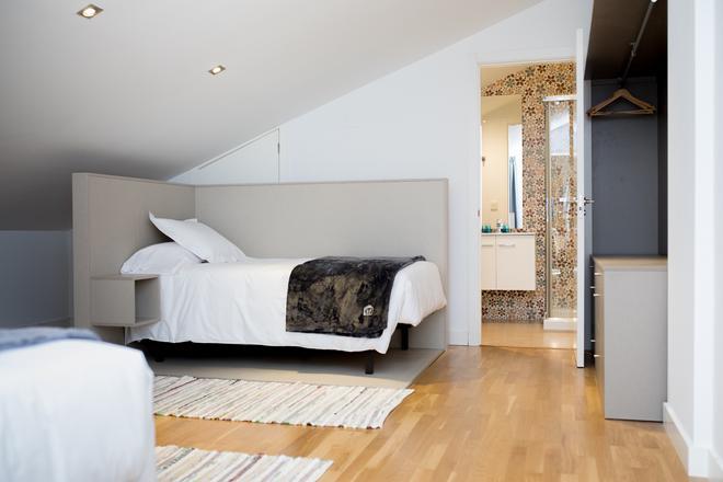 Mon Suites Catedral - Valencia - Bedroom