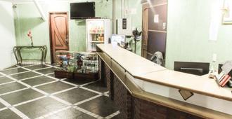 Cumbipar King Hotel - Guarulhos - Recepción