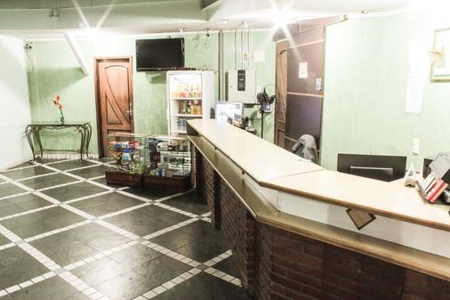 Cumbipar King Hotel - Guarulhos - Front desk