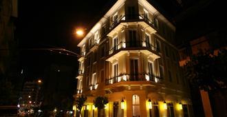 Athens Lotus Hotel - Athens - Toà nhà